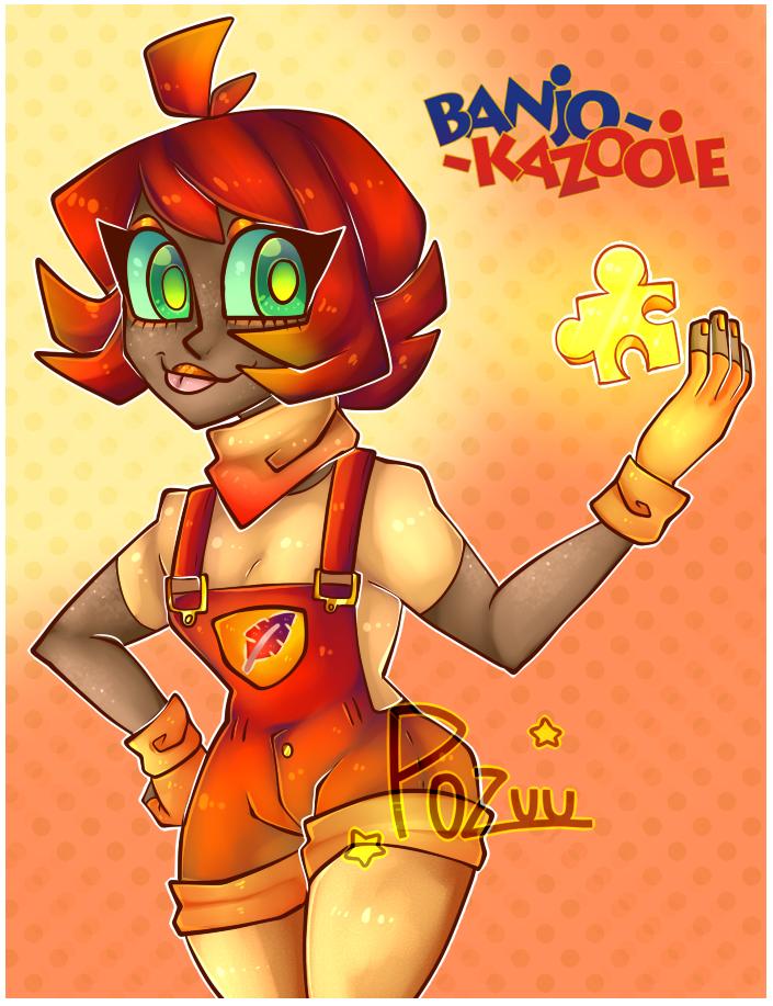 Kazooie