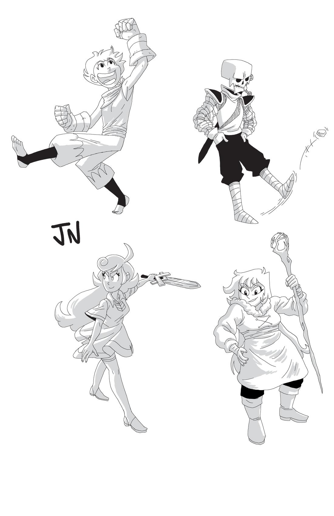 Patreon Sketch 20