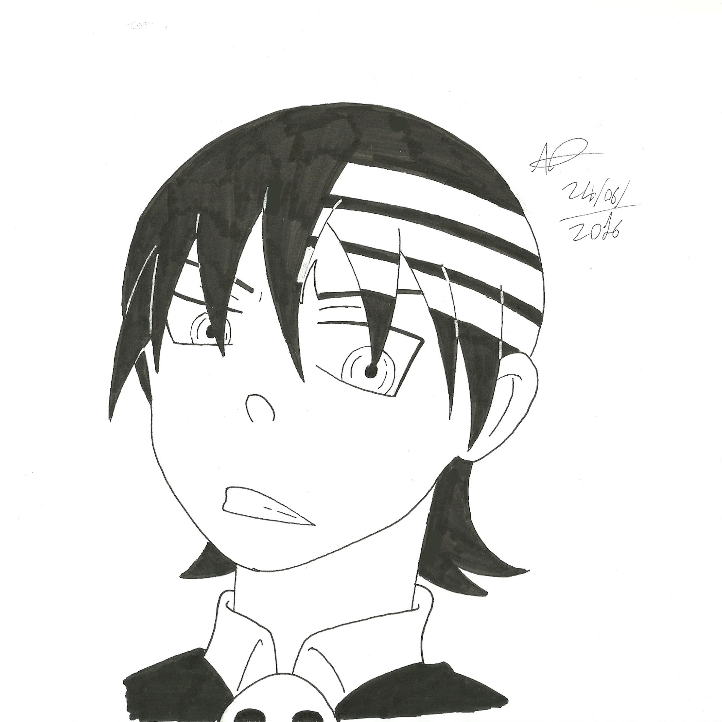 Soul Eater Death The Kid