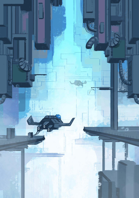 Sci-fi Hangar