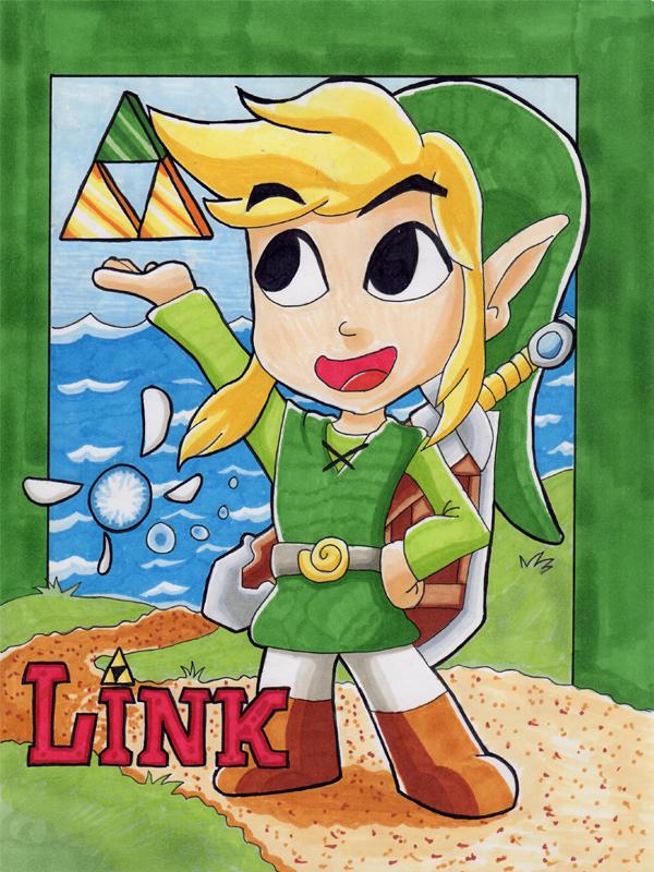Link WW Copic
