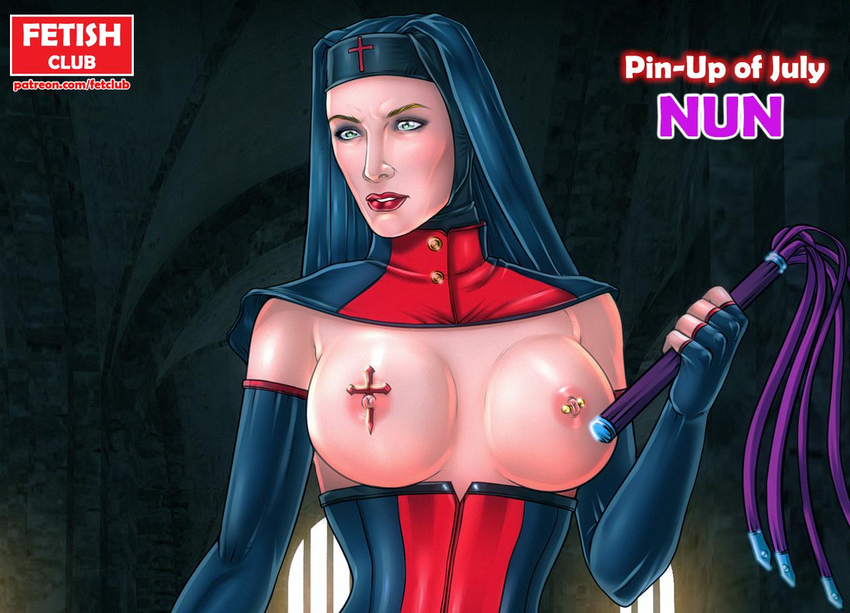 Fetish Nun
