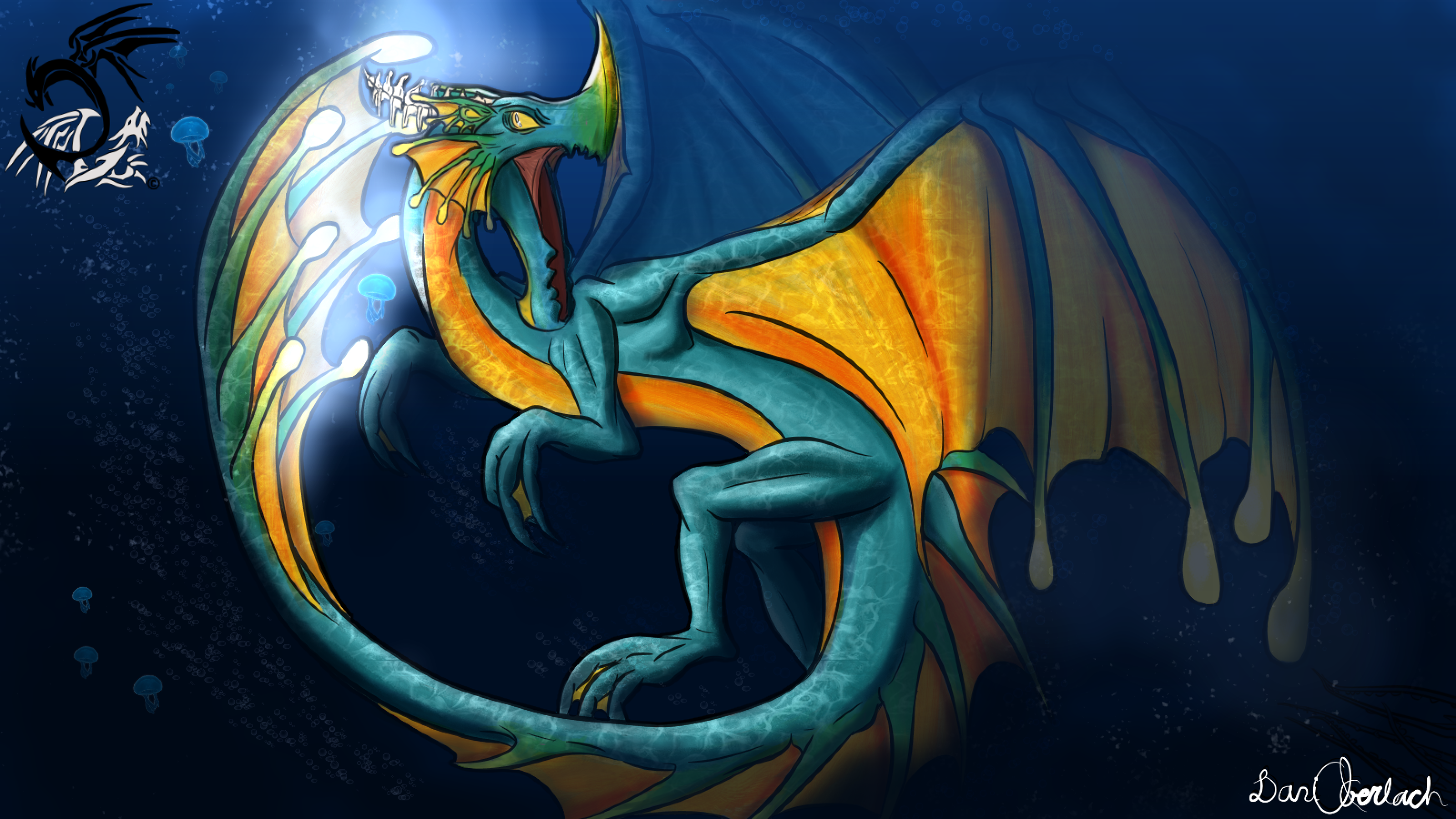 Water Dragon Concept Re-done