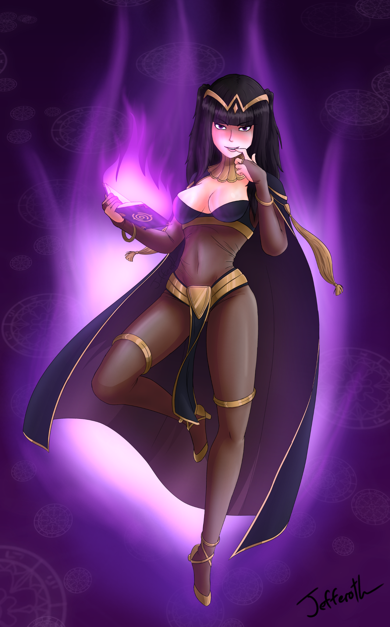 A Labor of Love - Tharja Ver. 1
