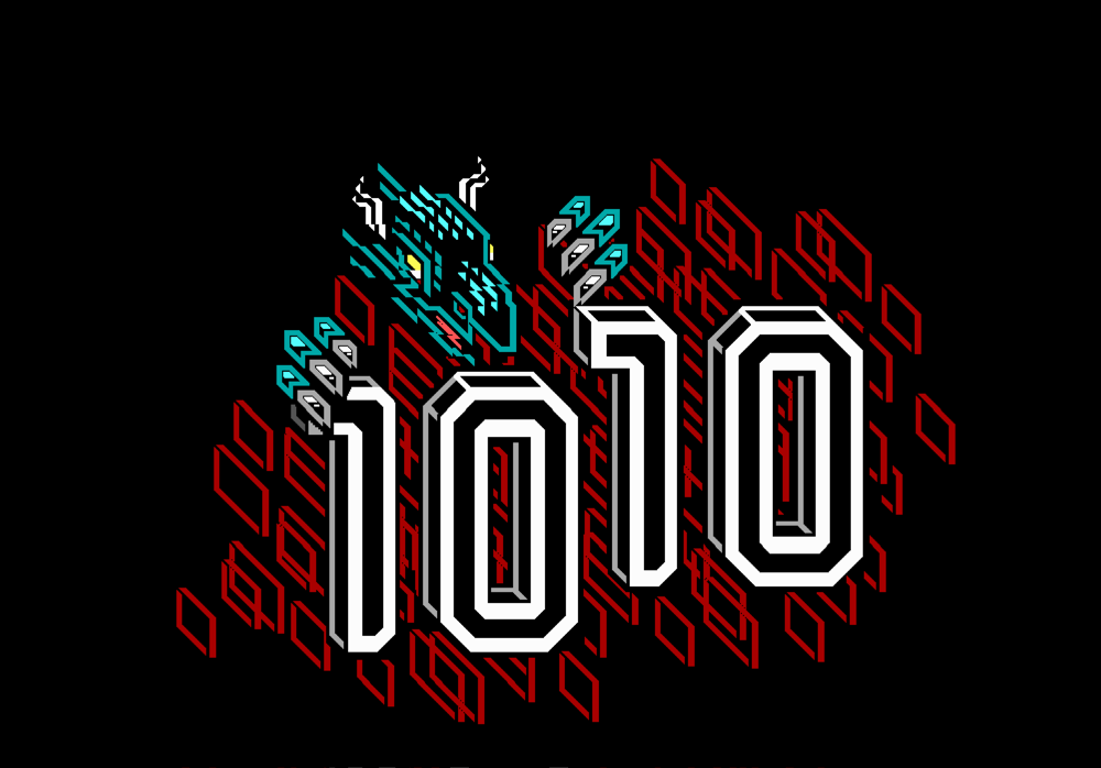 1010 Dragon