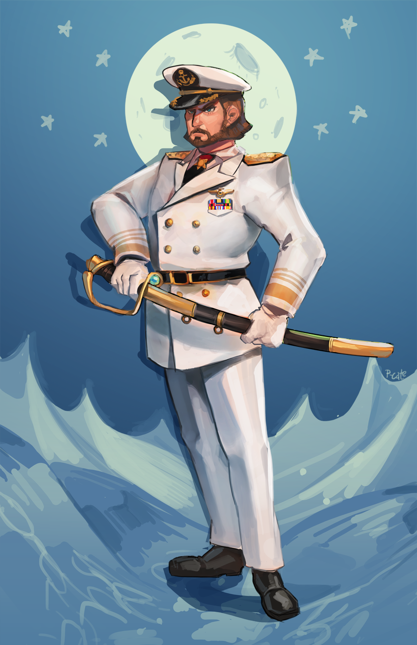 Victor Andor - commission