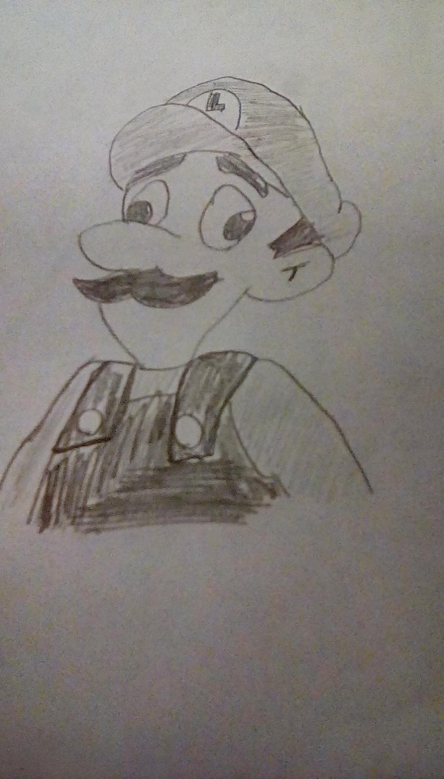 Derp Luigi