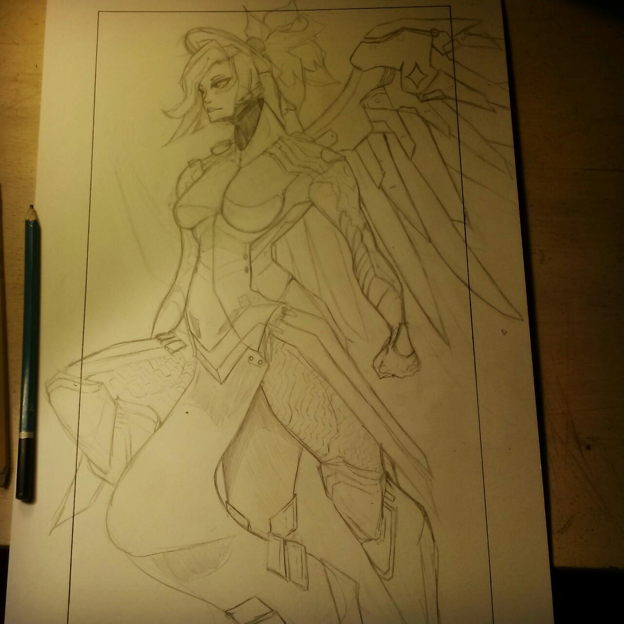Mercy (Sketch)