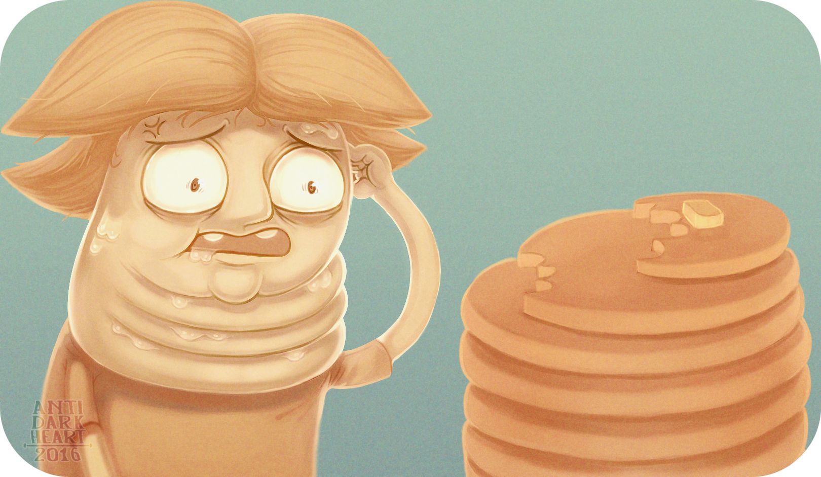 Arin's Pancakes