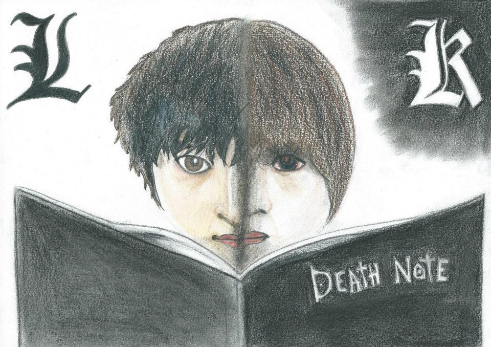 Death Note Face Off