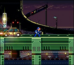 Megaman X remake