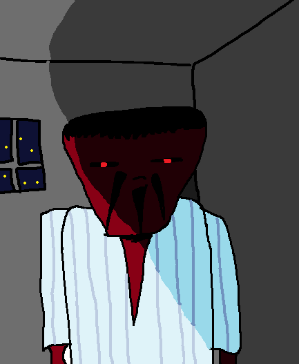 One does not simply wake Red Guy