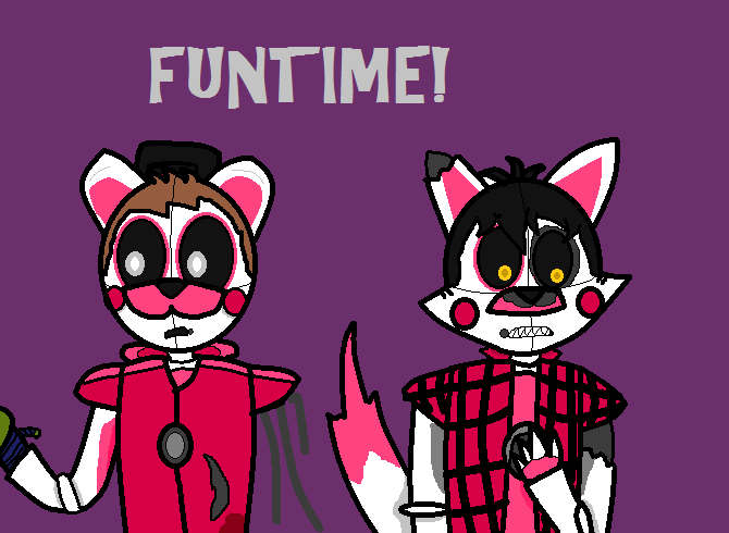 Funtime Jay & Funtime Tim
