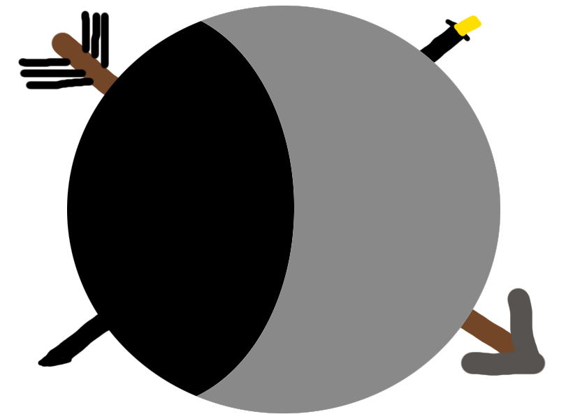 Hunters of the Eclipse symbol