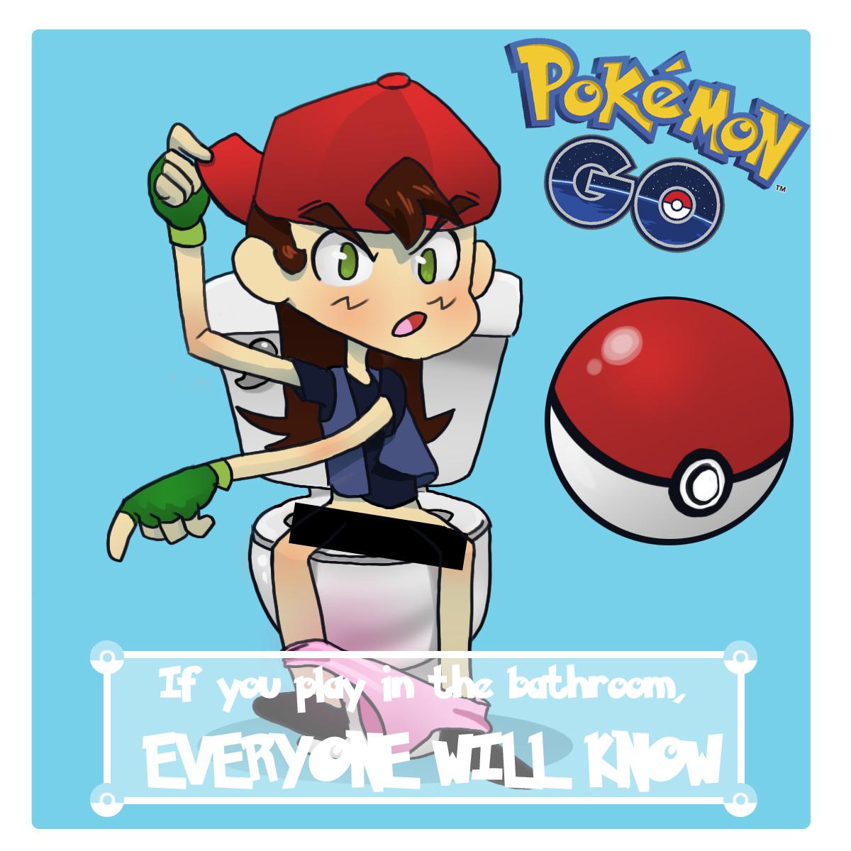 pokemon-go pee