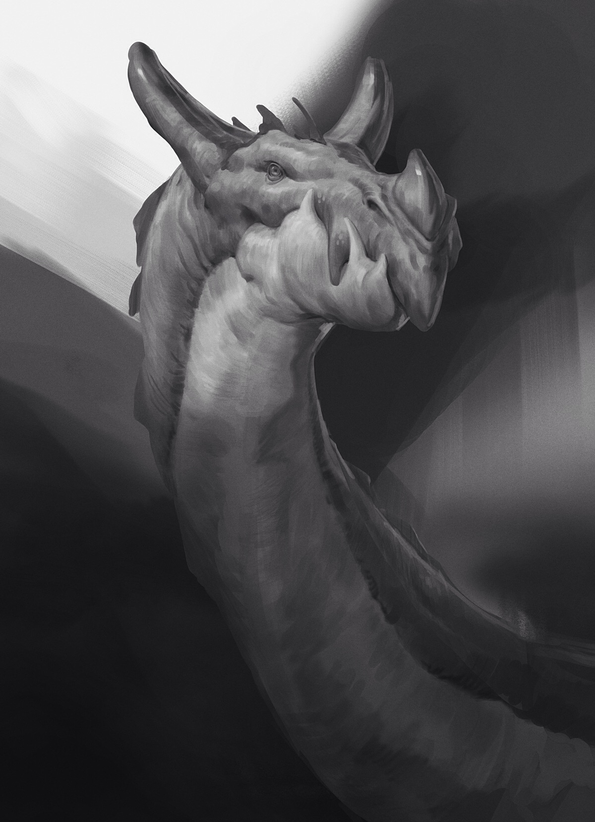 Some sort of a dragon