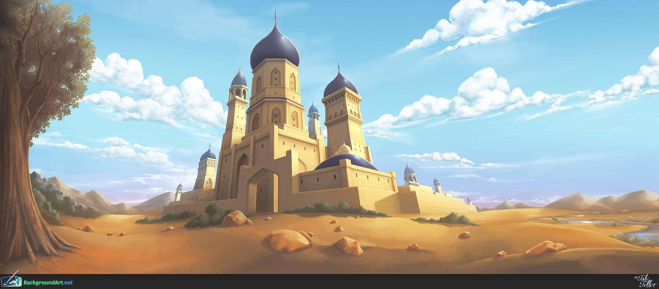 Fantasy Kingdom - The Tale Teller