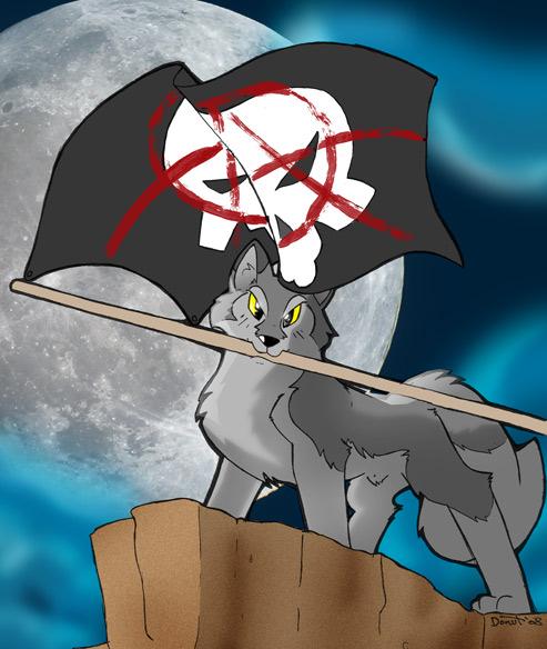 Tezuka Wolf