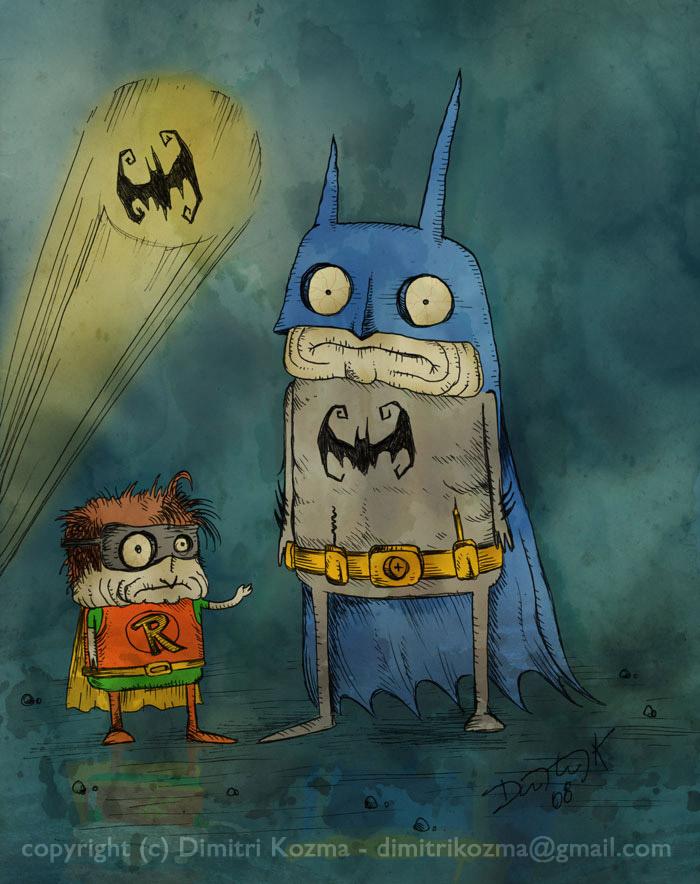 Batman & Robin Freak