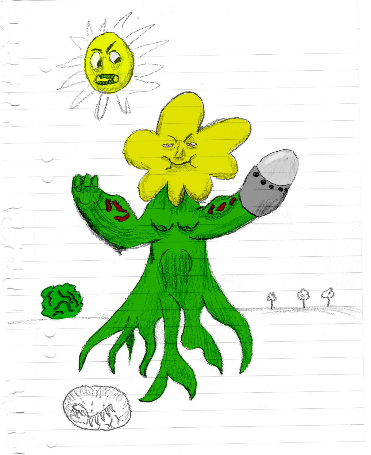 Plant of Death