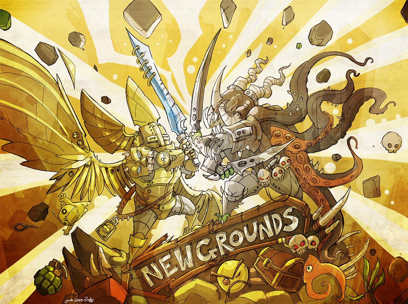 newgrounds calendar entry