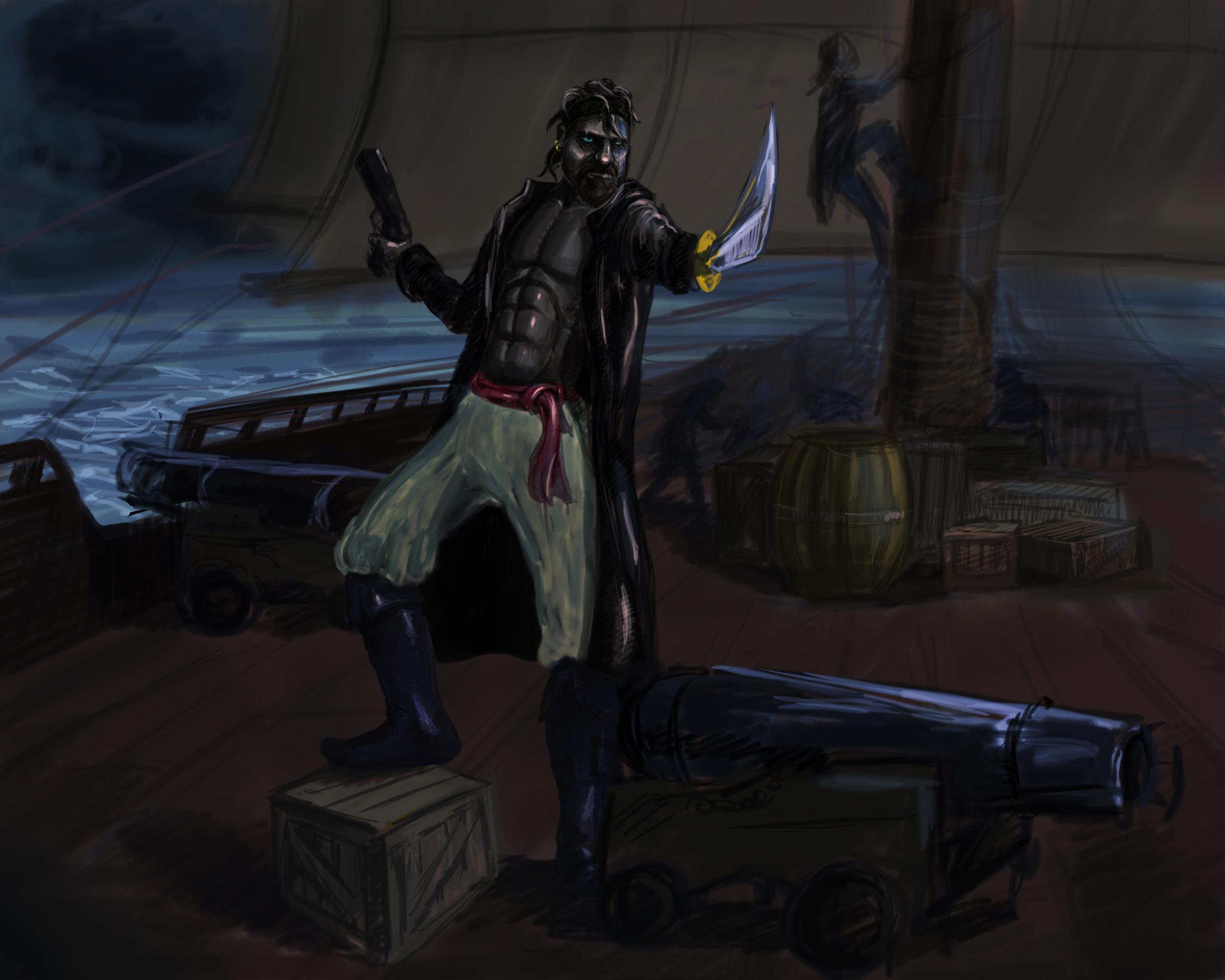 Pirate Bon