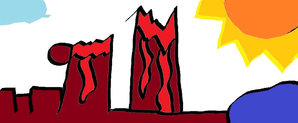 9/11 ft. Volcanos