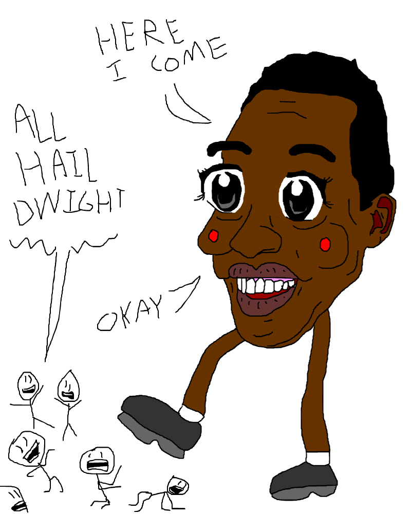 All Hail Dwight Howard