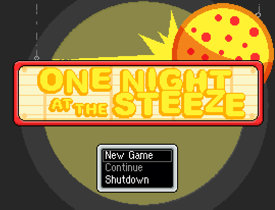 One Night at the Steeze