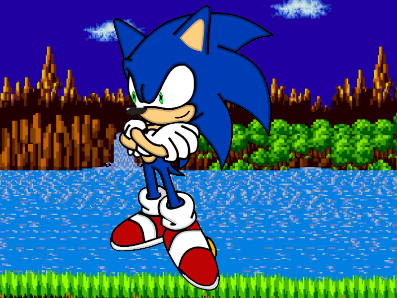Sonic Redraw