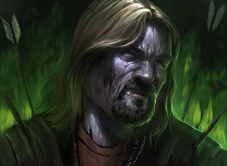 Zombie Boromir