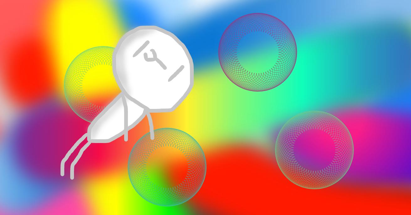 Strange Dimension of Color