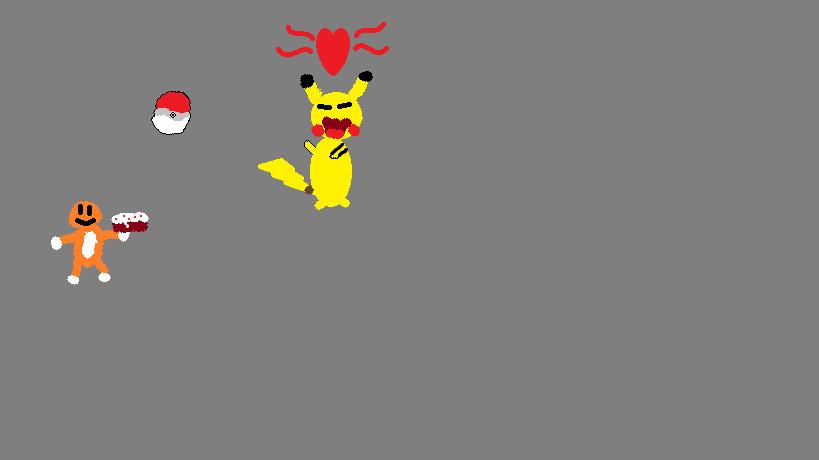 pikachu loves you