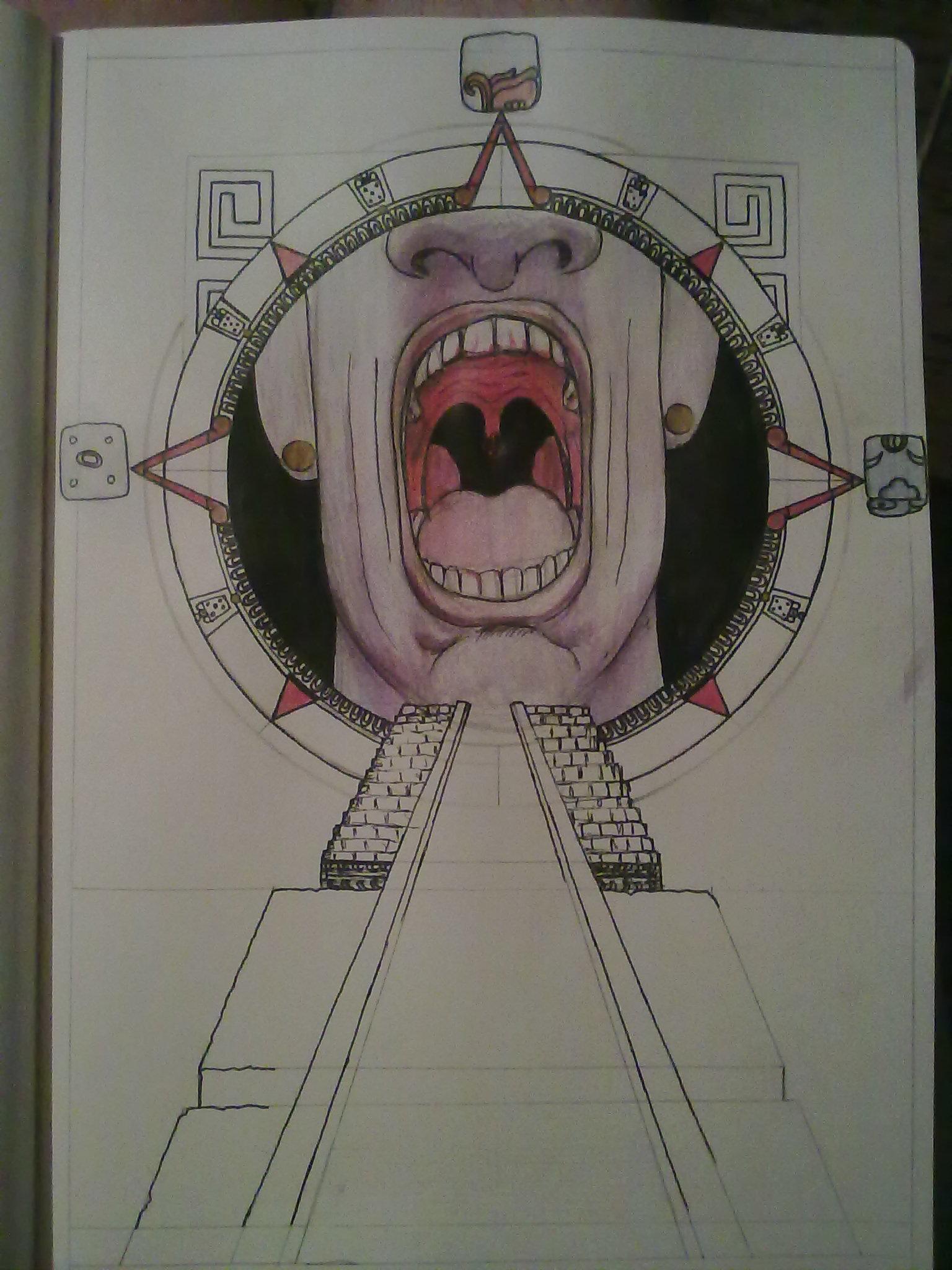 Mayan god of............