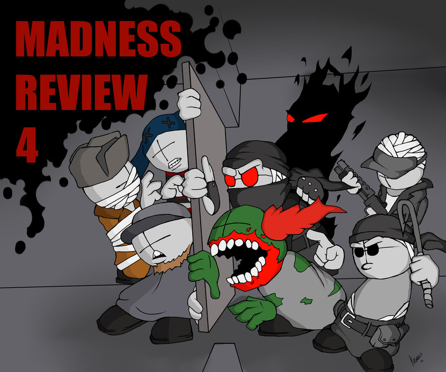 madness review 4