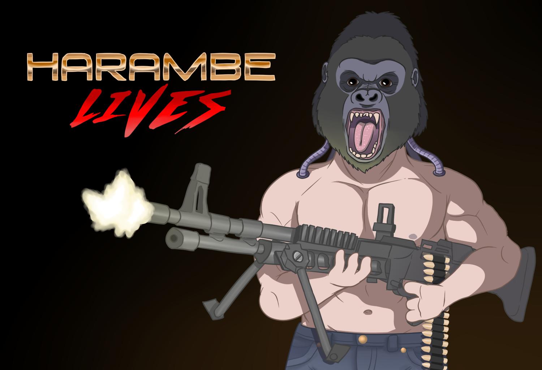 Harambe LIVES