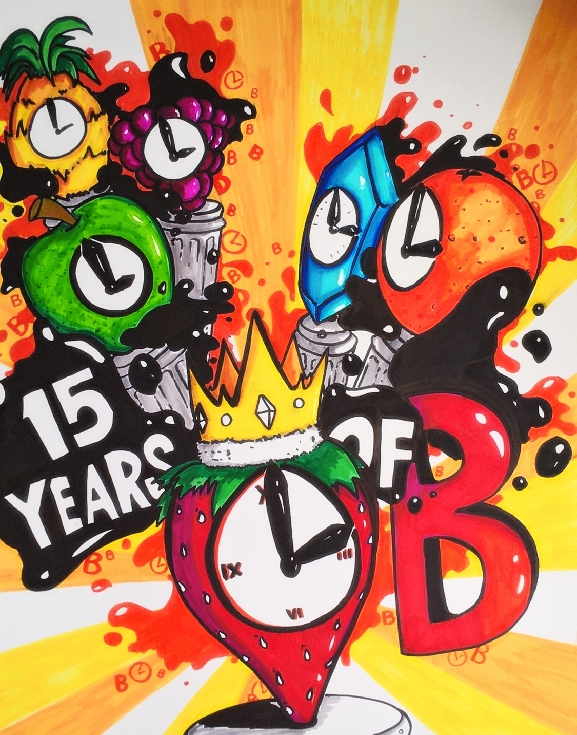 15 Years of B!