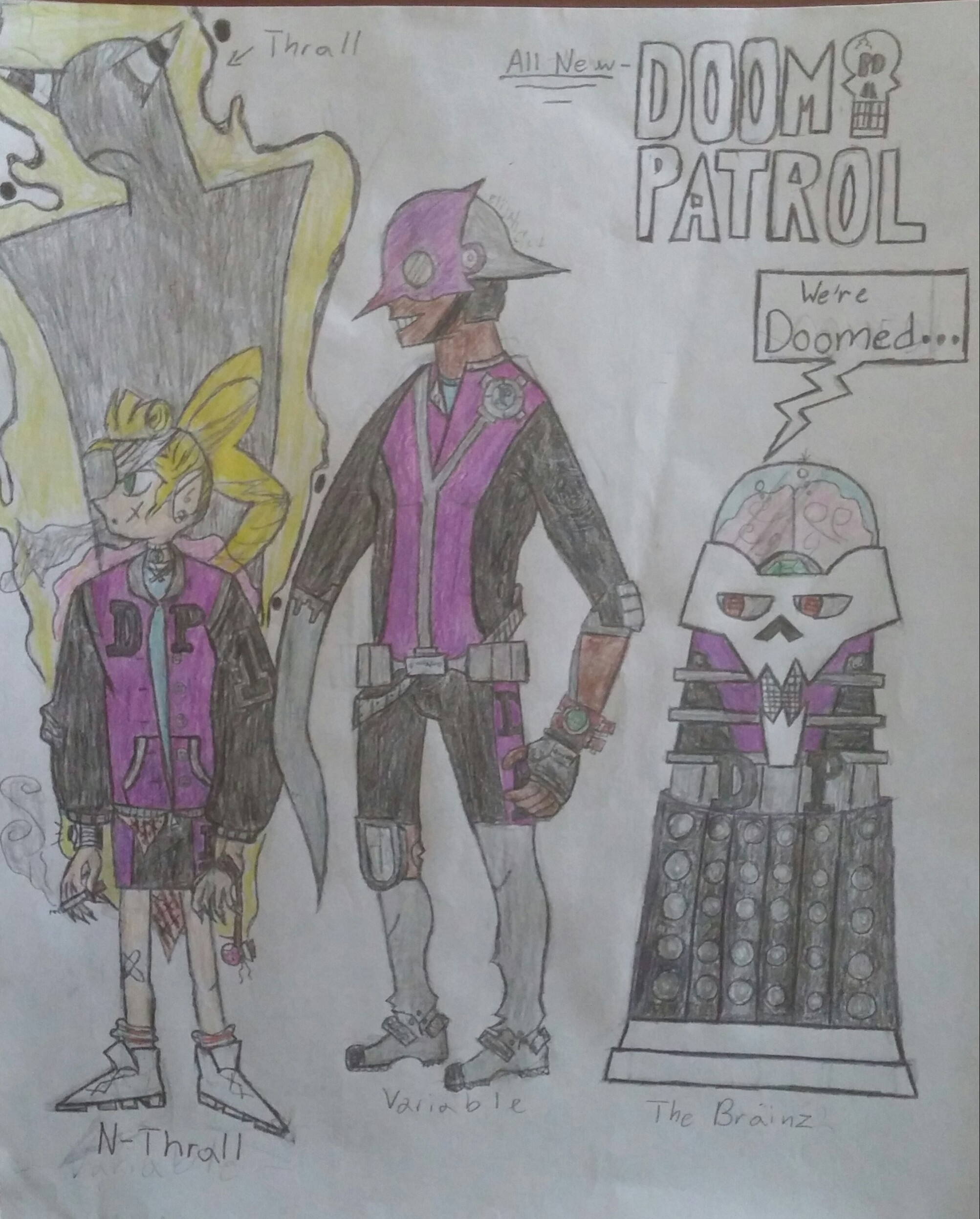 The All-New Doom Patrol
