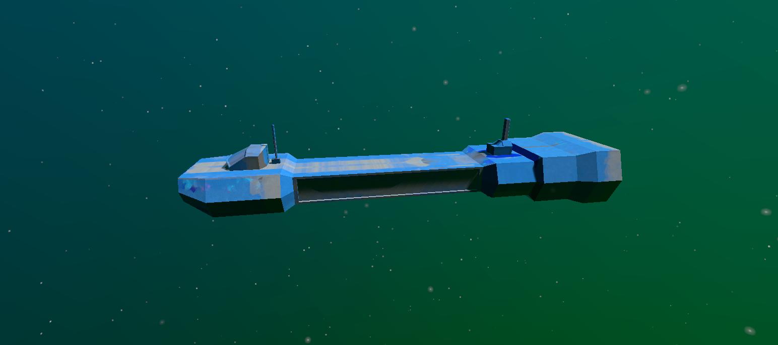SkyFire - pre-alpha in game art