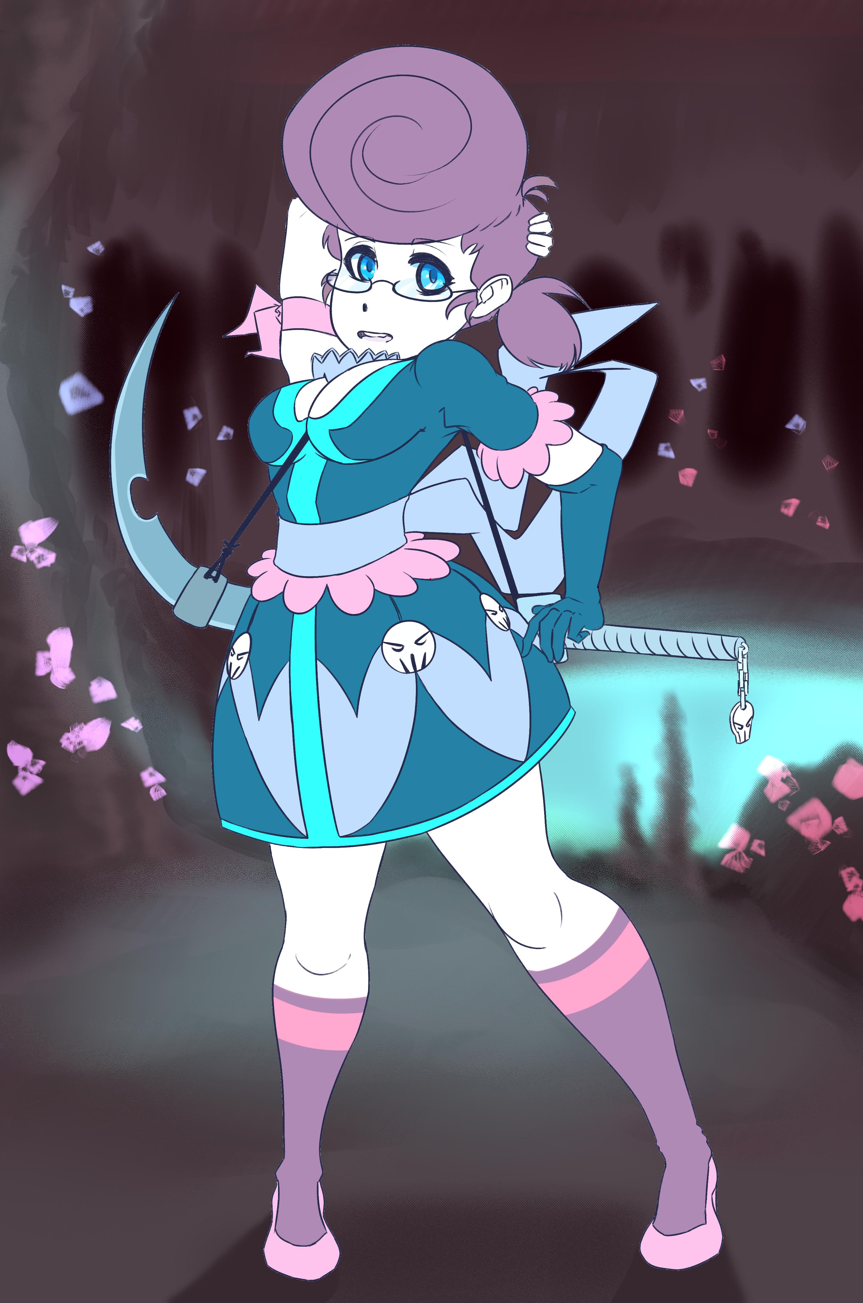 Magic Sword Girl