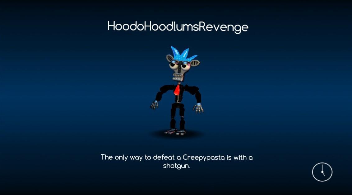 HoodoHoodlumsRevenge In FNAF World