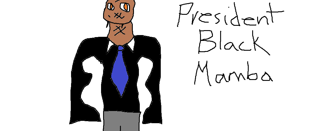President Black Mamba