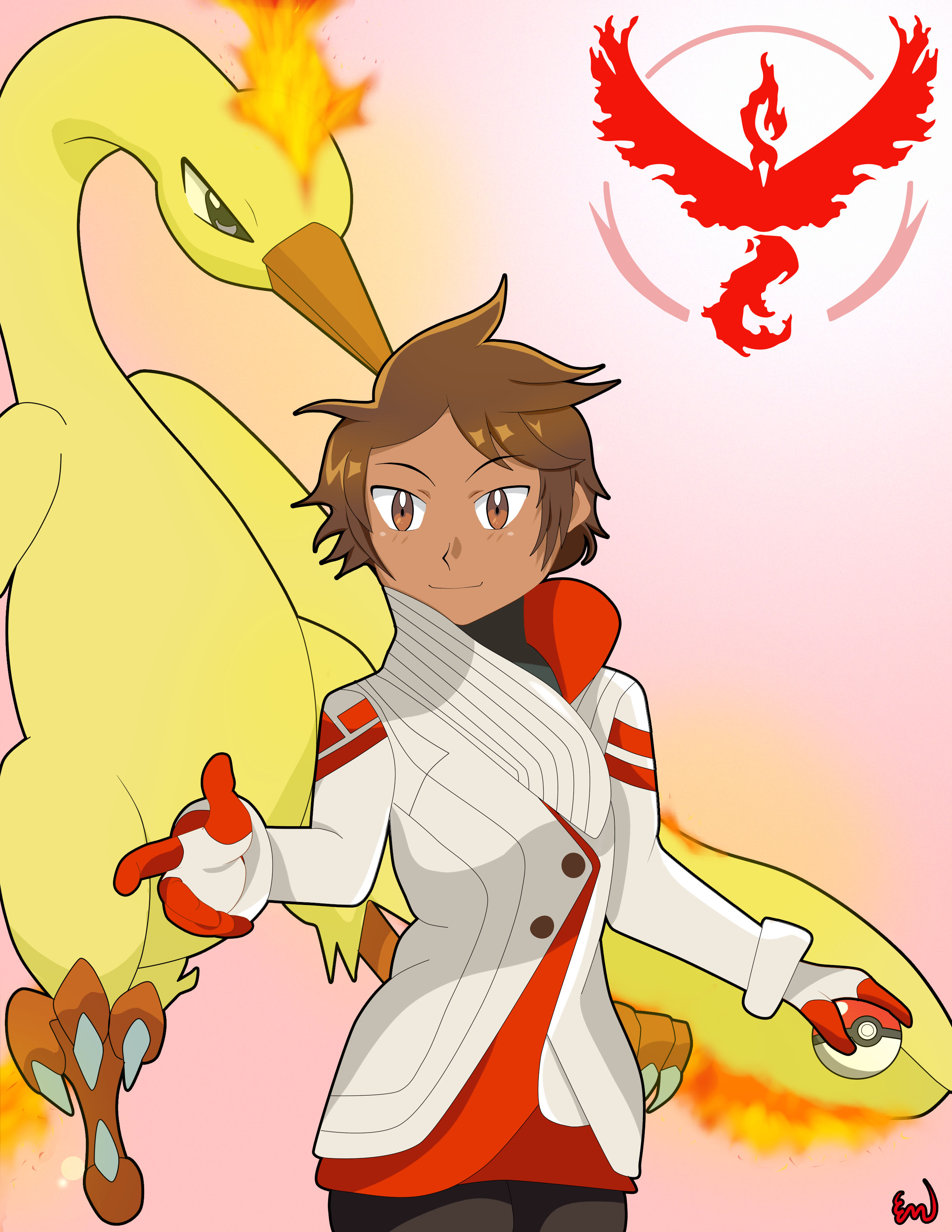 Welcome to Team Valor