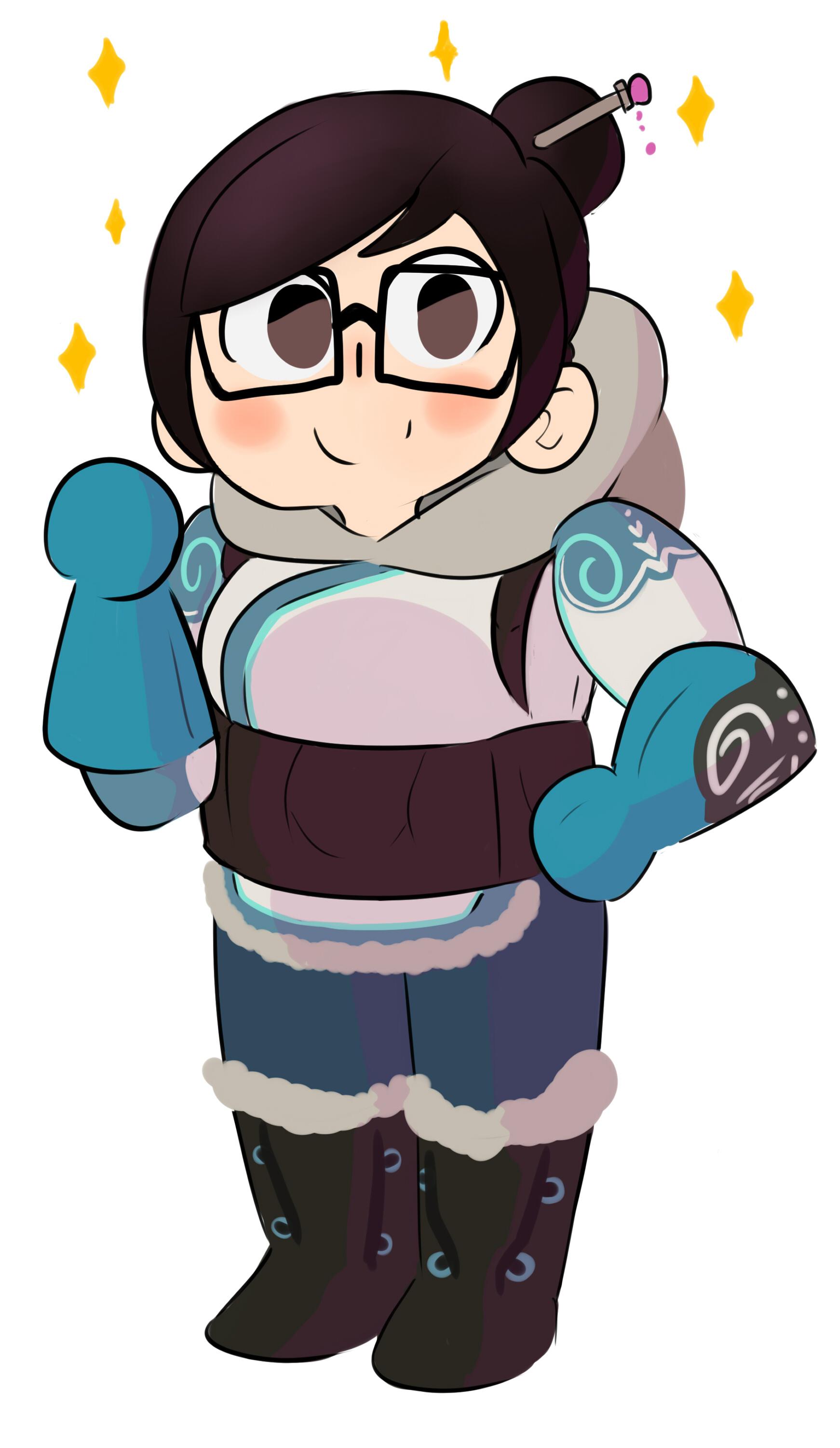Mei is Bae