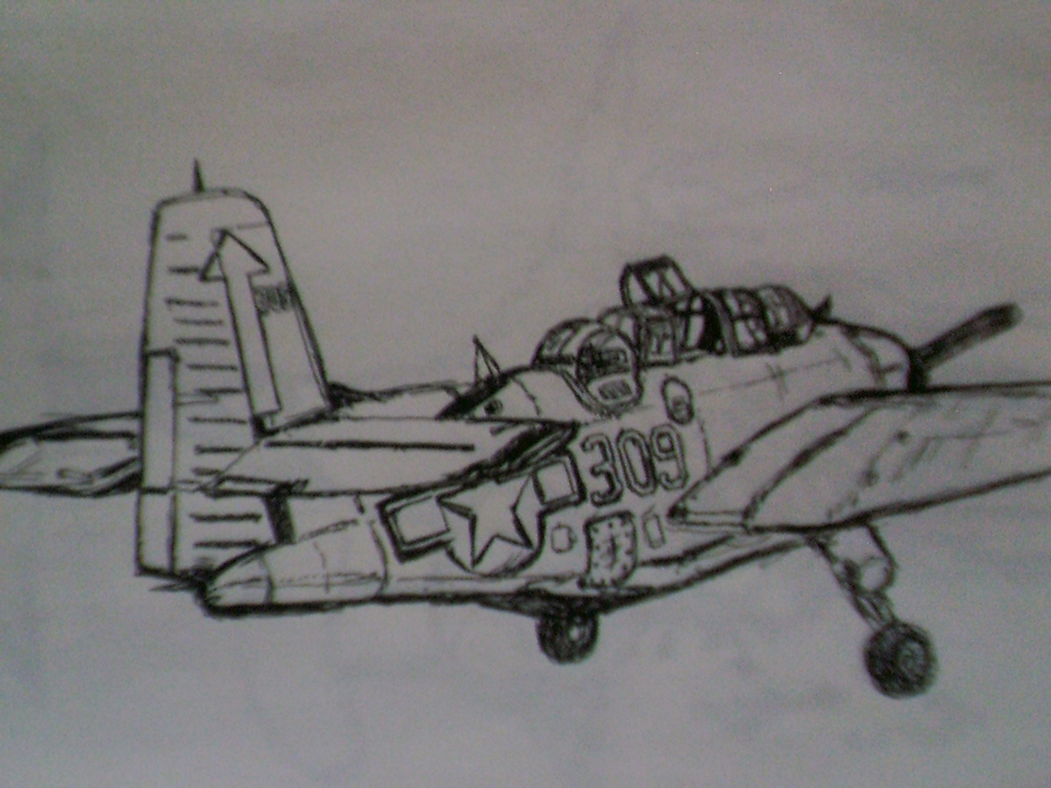 TBM Torpedo Bomber