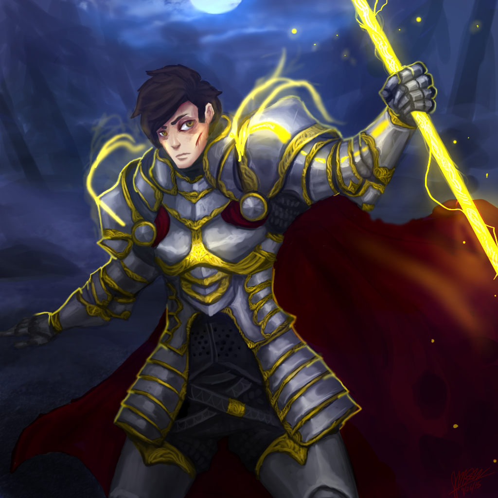 Artix Krieger (Old Art)