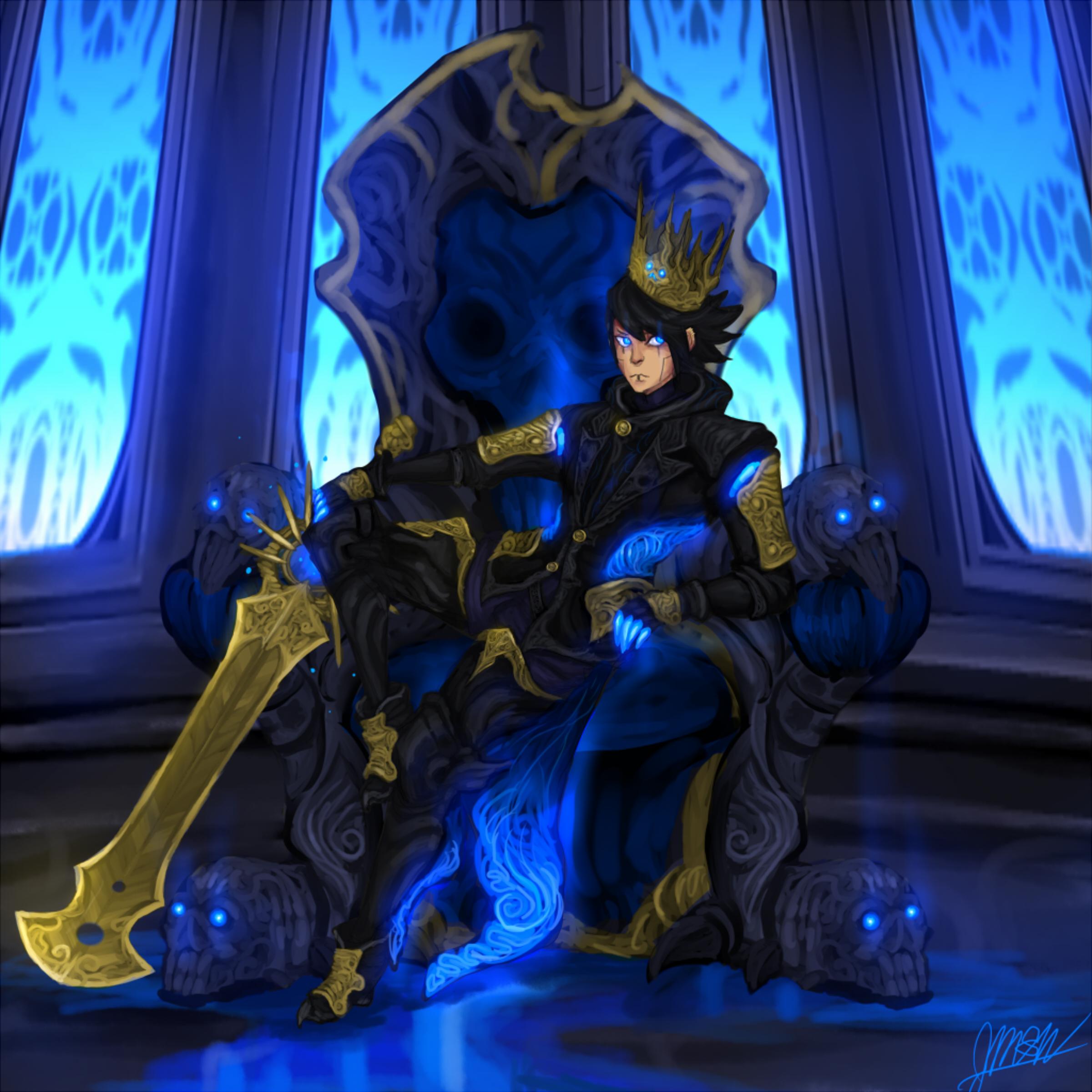Primechus The Fallen Royalty