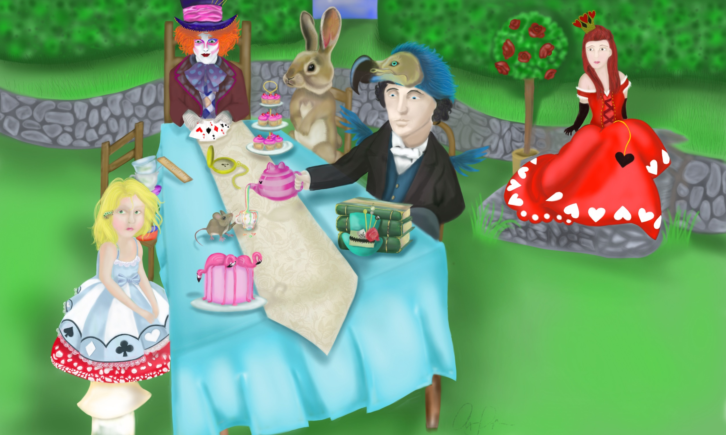 You're Invited to Lewis Carroll's Unbirthday!