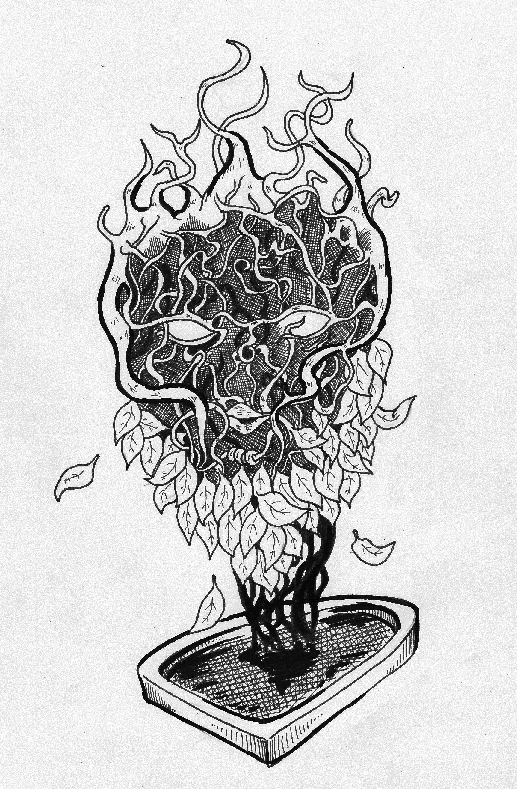 A Doodle A Day - Week 2 - Doodle #5