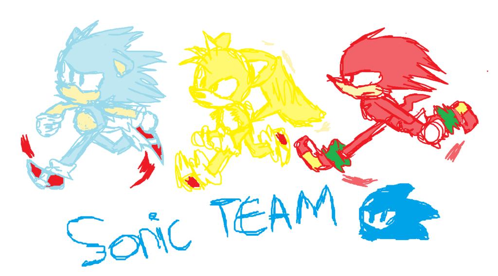 Sonic Team!